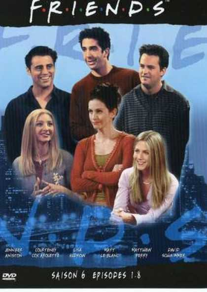 TV Series - Friends Episodes 1