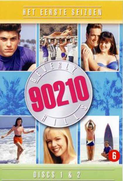 TV Series - Beverly Hills 90210 (Disc 1 & 2) DUT