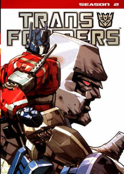 TV Series - Transformers Complete (8 Disc)