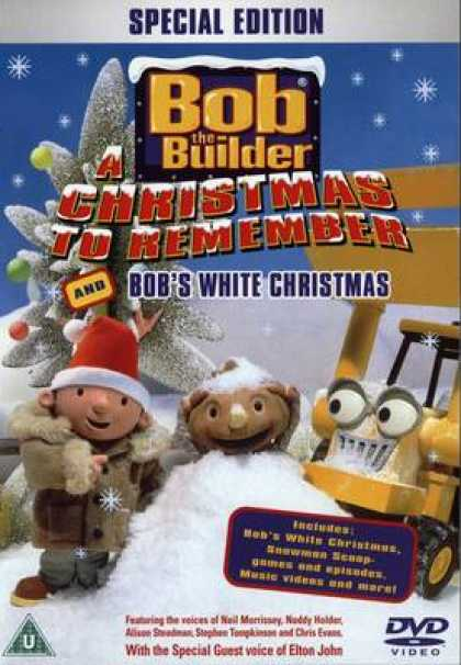 TV Series - Bob The Builder - A Christmas To Remember SE