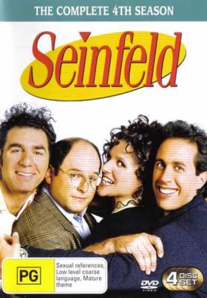 TV Series - Seinfeld - The Complete 4th Season