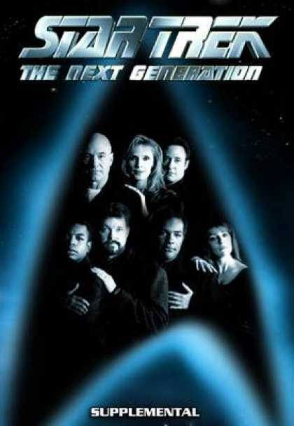 TV Series - Star Trek Next Generation: Supplemental