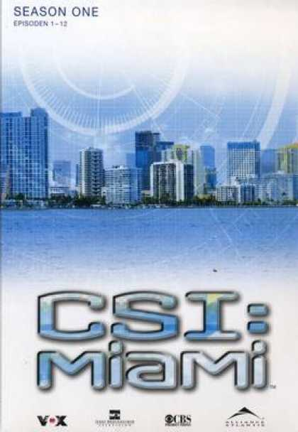 TV Series - CSI: Miami GERMAN