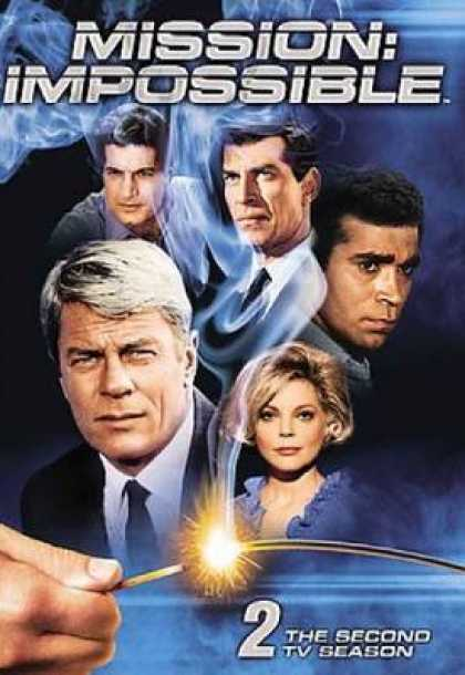 TV Series - Mission Impossible