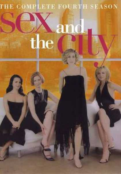 TV Series - Sex And The City Di