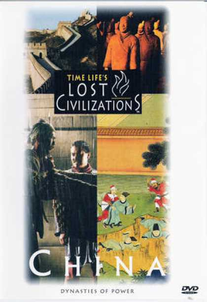 TV Series - Lost Civilizations 04 - China 1997