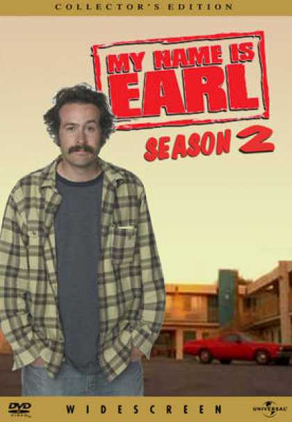 TV Series - My Name Is Earl WS CE