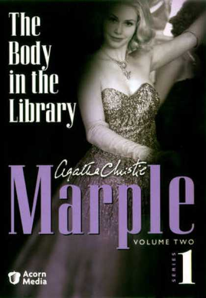 TV Series - Marple The Body In The Library