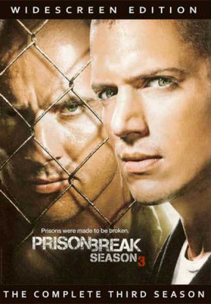 TV Series - Prison Break - 3 WS R0