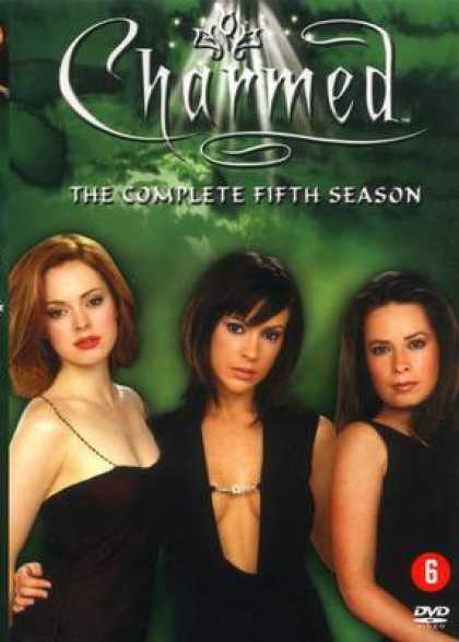 TV Series - Charmed - SCANDINAVIAN