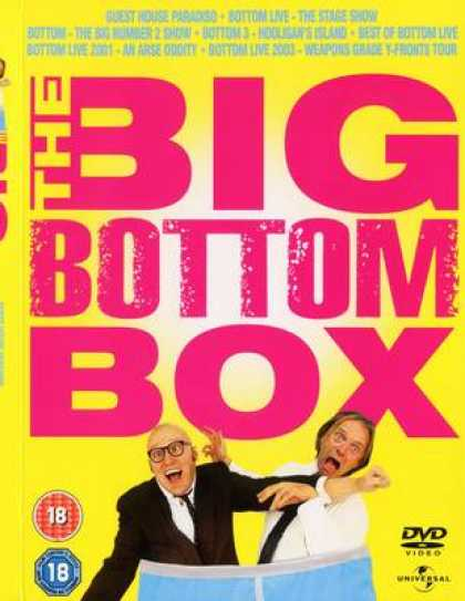 TV Series - Bottom - The Big Bottom Box