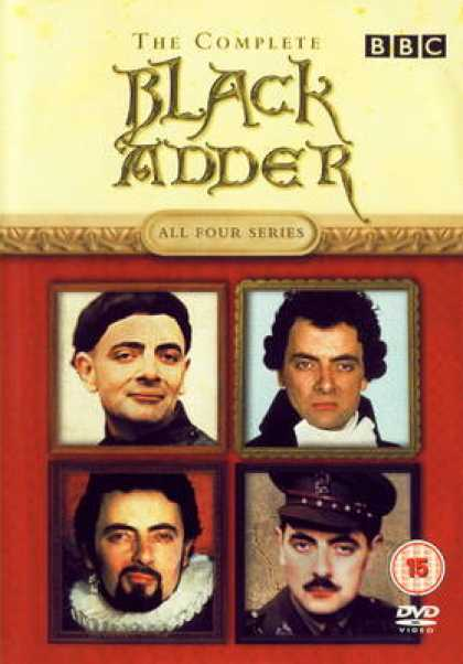 TV Series - The Complete Blackadder