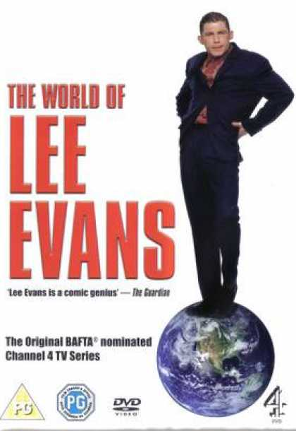TV Series - The World Of Lee Evans