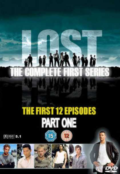 TV Series - Lost Part
