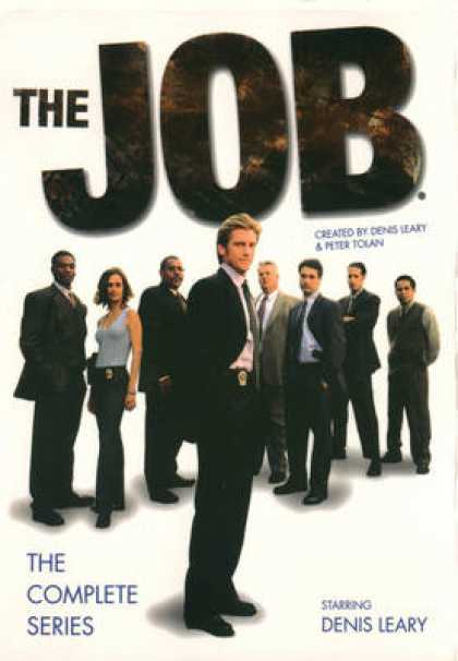 TV Series - The Job Complete Series
