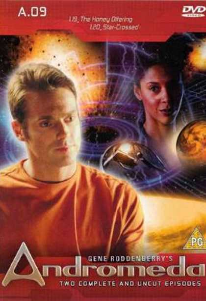 TV Series - Andromeda Season A