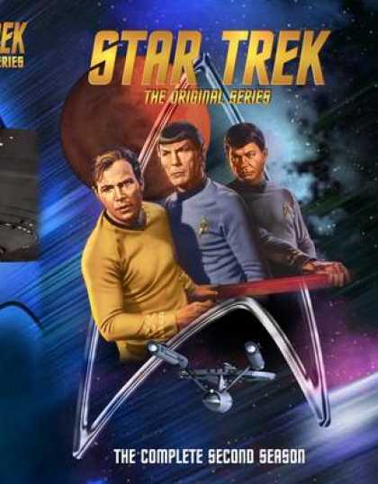 TV Series - Star Trek The Original Series The Complete Sec