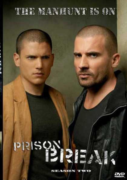 TV Series - Prison Break Box