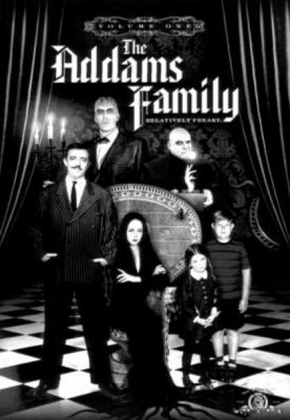 TV Series - The Addams Family