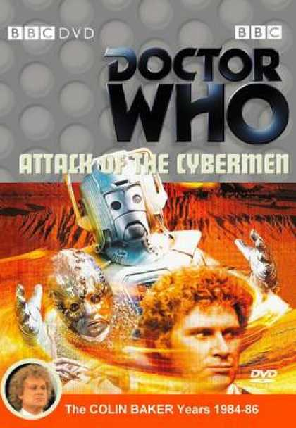 TV Series - Doctor Who - Attack Of The Cybermen