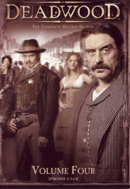 TV Series - Deadwood Ep 8-10