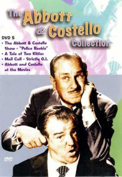 TV Series - The Abbot & Costello Collection