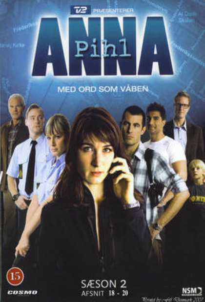 TV Series - Anna Pihl Sæson 2 DANISH