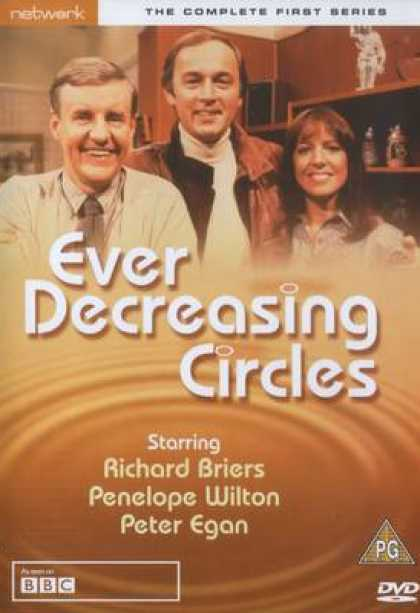 TV Series - Ever Dereasing Circles