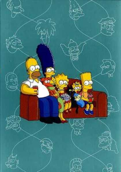 TV Series - The simpsons complete