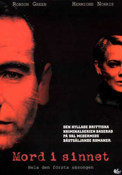 TV Series - Wire In The Blood SWEDISH