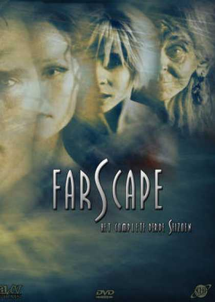 TV Series - Farscape DVD 3