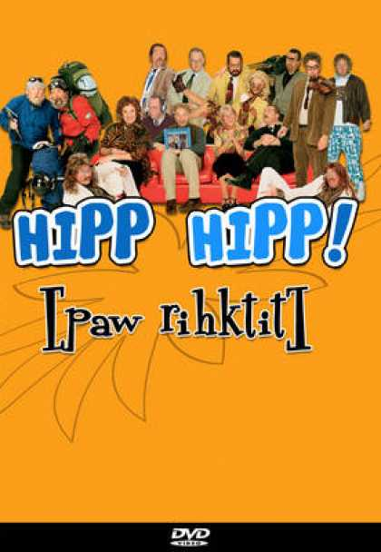 TV Series - Hipp Hipp - Paw Rihktit SWEDISH