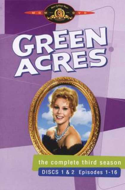 TV Series - Green Acres -Complete Third Season -Ep 1-16