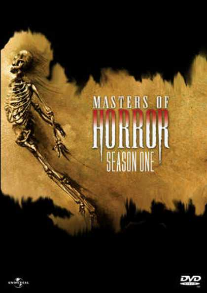 TV Series - Masters Of Horror