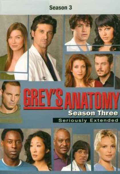 TV Series - Grey's Anatomy