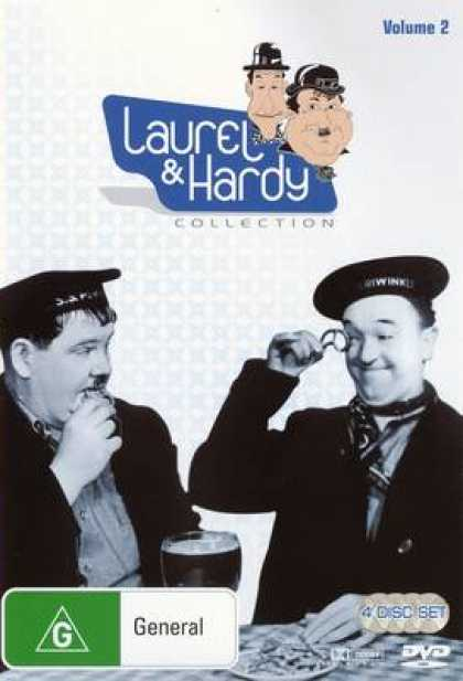TV Series - Laurel & Hardy