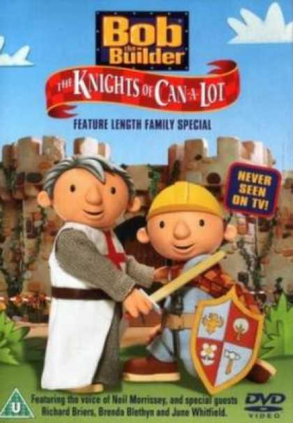 TV Series - Bob The Builder - The Knights Of Can-A-Lot