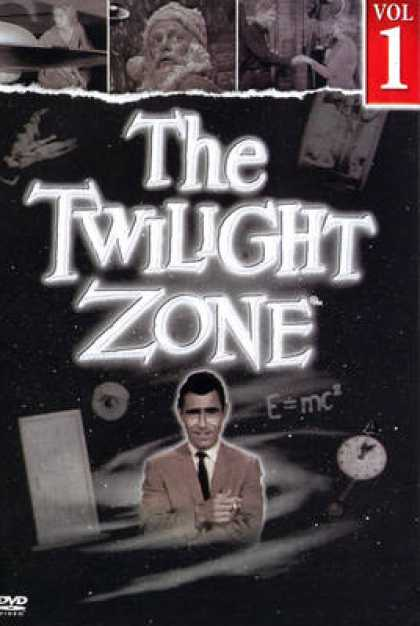 TV Series - The Twilight Zone - (Slim Case)