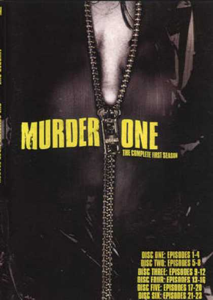 TV Series - Murder One Box