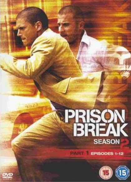 TV Series - Prison Break Part 1 Episodes 1-12
