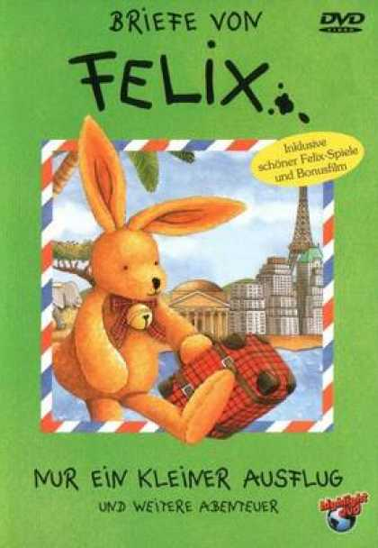 TV Series - Felix The Rabbit German
