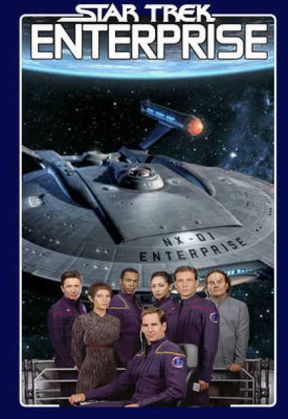 TV Series - Star Trek Enterprise - 2 H