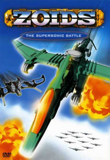 TV Series - Zoids - The Supersonic Battle