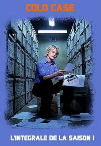 TV Series - Cold Case