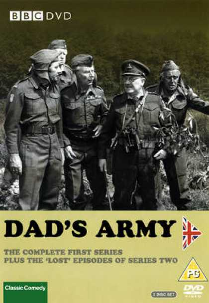 TV Series - Dads Army The Complete First Series /4