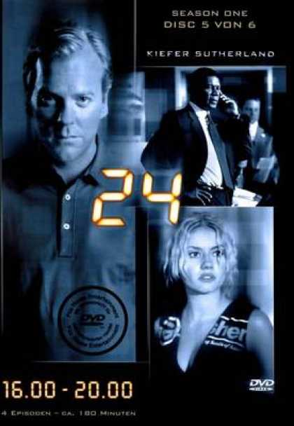 TV Series - 24 Twentyfour (disc 5)
