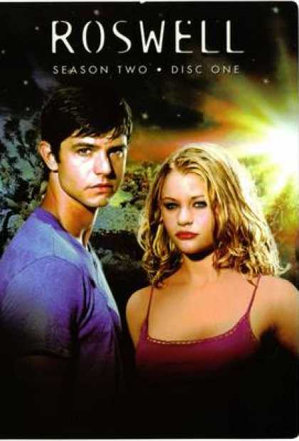 TV Series - Roswell: - Thinpack