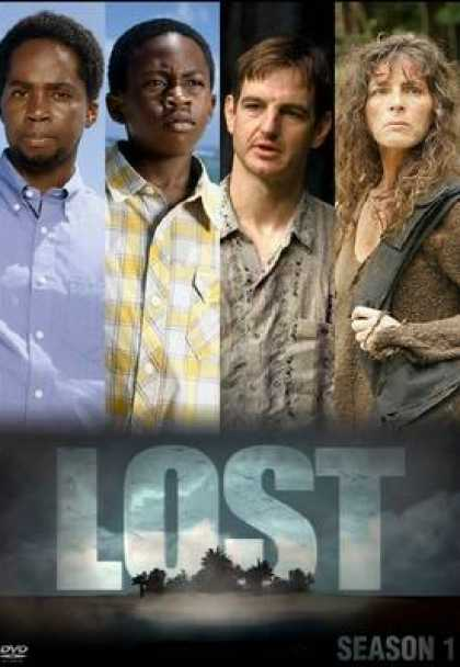 TV Series - Lost Part 2 & 4 Good