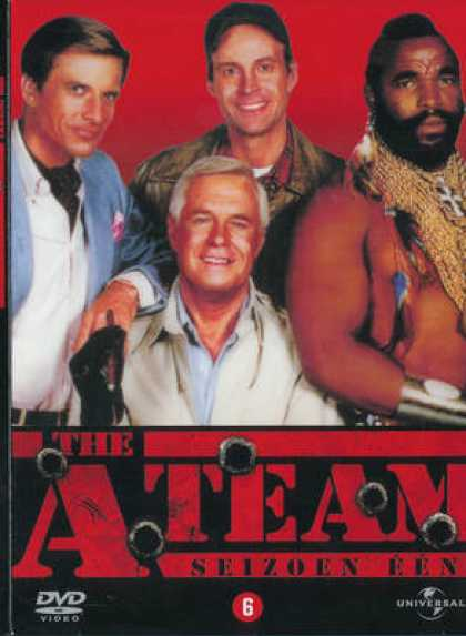 TV Series - The A-Team