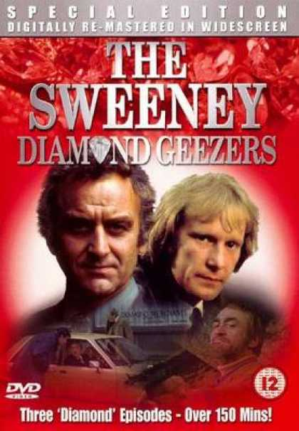 TV Series - The Sweeney Diamond Geezers SE